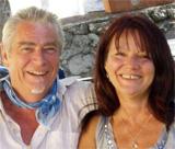 Martine et Roger-Michel Berger